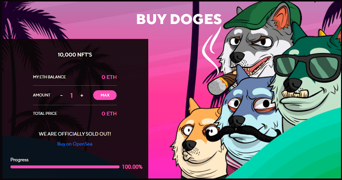 How to buy Doge Pound NFT