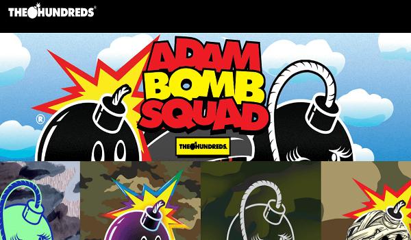 Adam Bomb Squad NFTs 2021