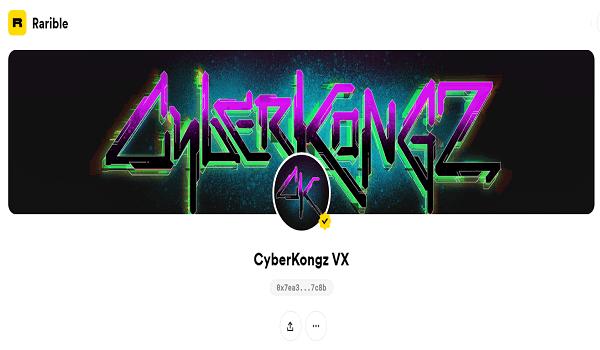 How To buy Cyberkongz NFTs