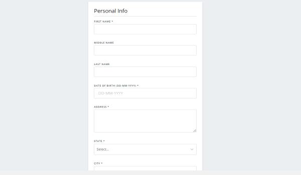 Personal Verification For Wazirx
