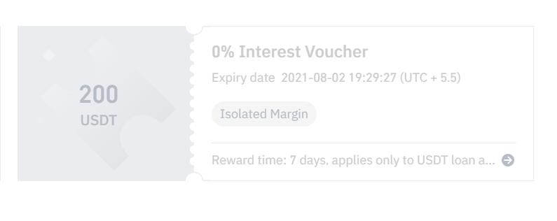 Binance 200 USDT Rewards