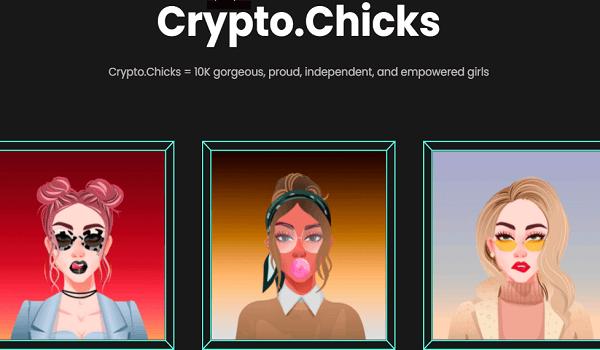 Crypto.Chicks NFT