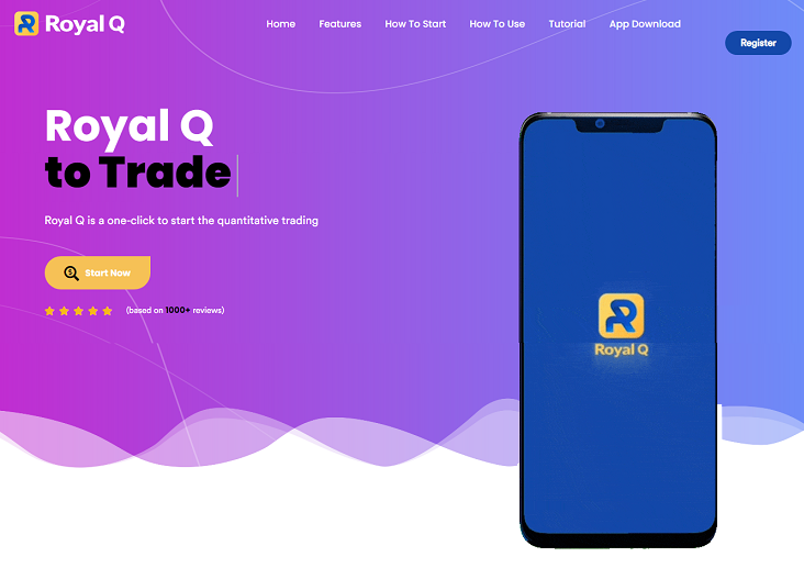 Royal Q App Review